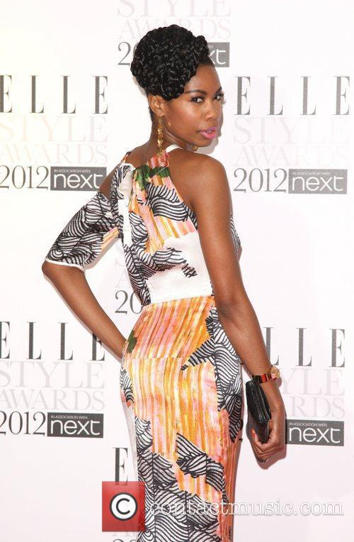 Tallulah Adeyemi The Elle Style Awards 2012 held...
