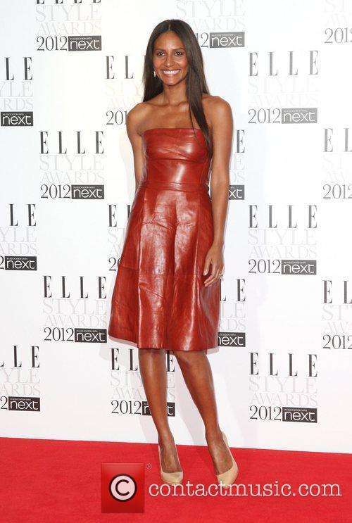 Emanuela de Paula The ELLE Style Awards 2012...