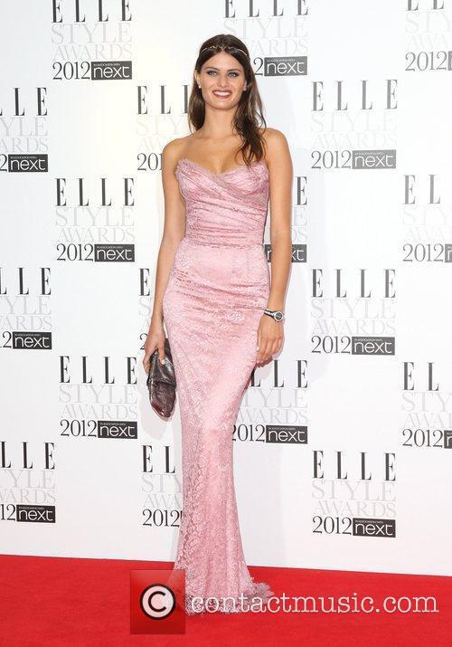 Isabeli Fontana The ELLE Style Awards 2012 held...