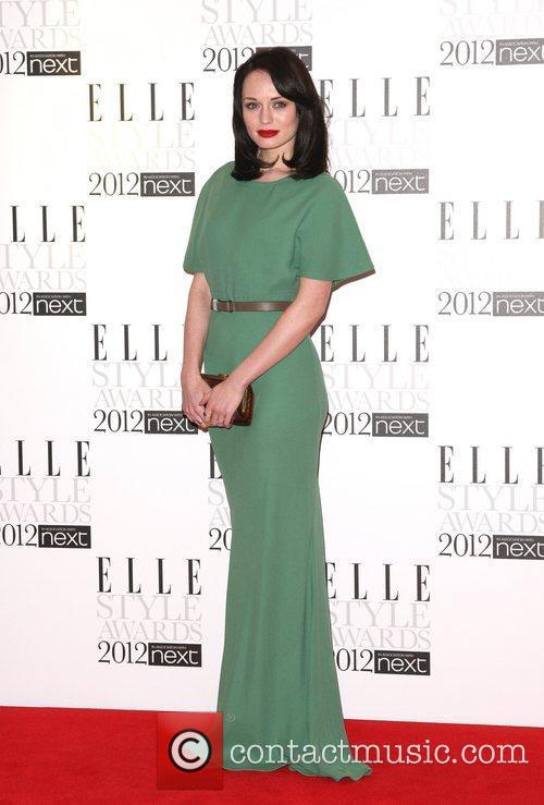 Laura Haddock The ELLE Style Awards 2012 held...
