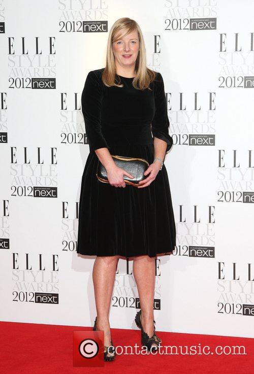 Sarah Burton The ELLE Style Awards 2012 held...
