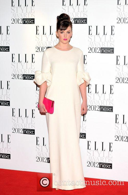 Alexandra Roach ELLE Style Awards held at the...