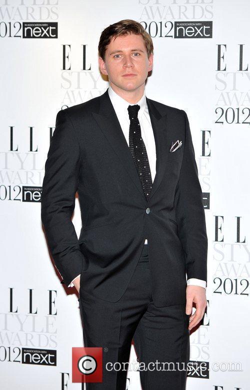 Allen Leech ELLE Style Awards held at the...