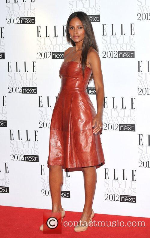 Emanuela De Paula ELLE Style Awards held at...