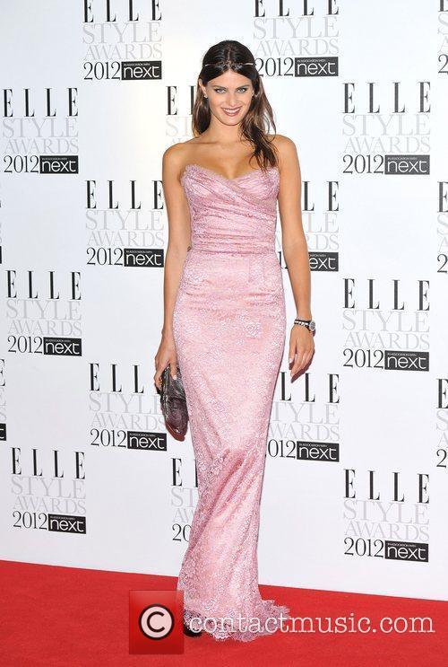 Isabeli Fontana ELLE Style Awards held at the...