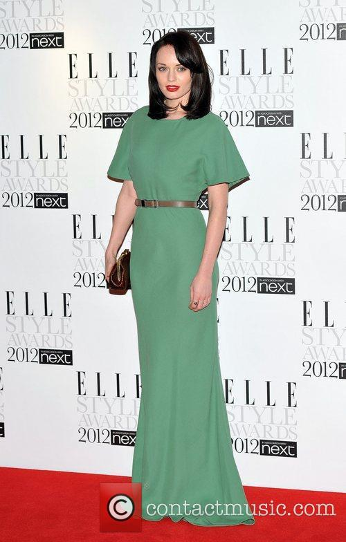 Laura Haddock ELLE Style Awards held at the...