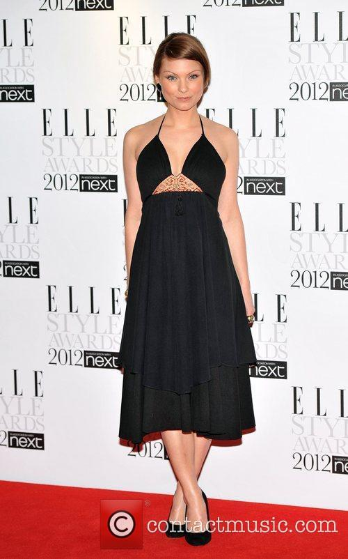 MyAnna Buring ELLE Style Awards held at the...