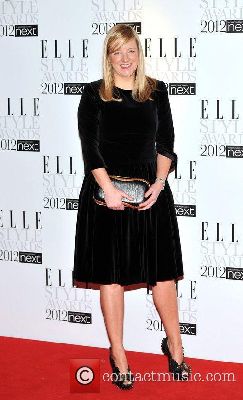Sarah Burton ELLE Style Awards held at the...