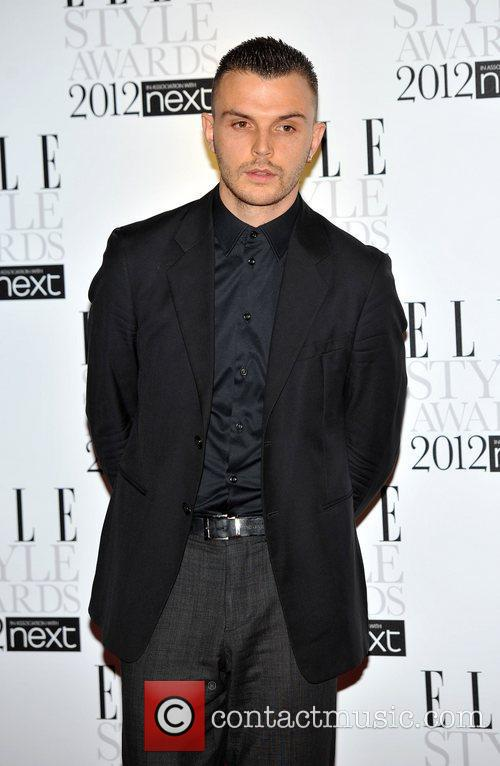 Theo Hutchcraft ELLE Style Awards held at the...