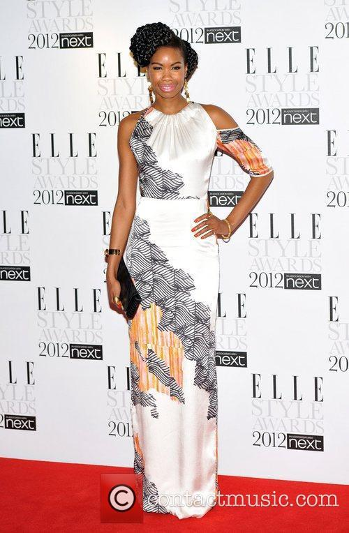 Tolula Adeyemi  ELLE Style Awards held at...