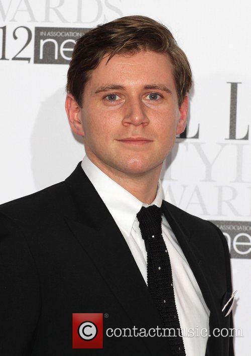 Allen Leech The Elle Style Awards 2012 held...