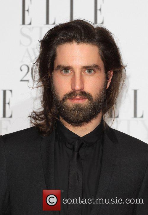 Jack Guinness The Elle Style Awards 2012 held...
