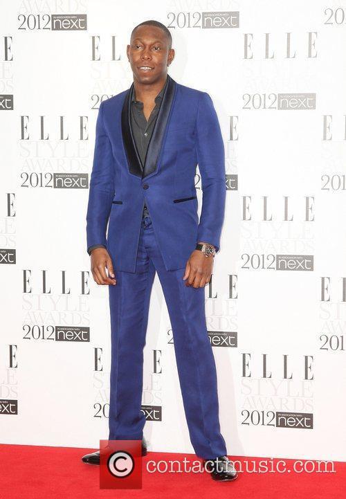 Dizzie Rascal The Elle Style Awards 2012 held...