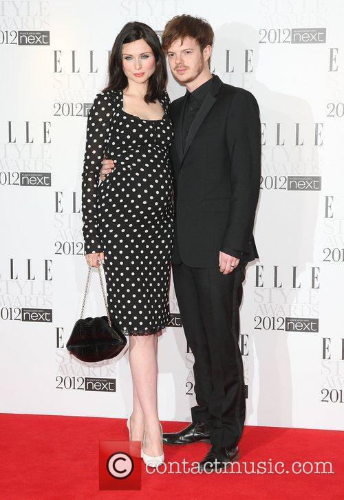 Sophie Ellis Bextor and Richard Jones The Elle...