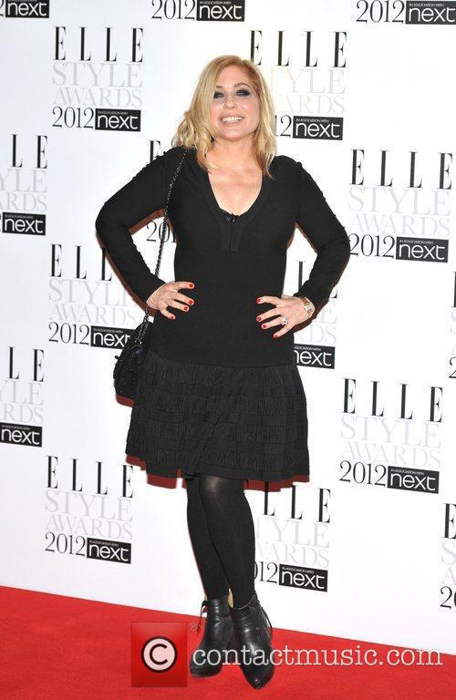 Brix Smith Start ELLE Style Awards held at...