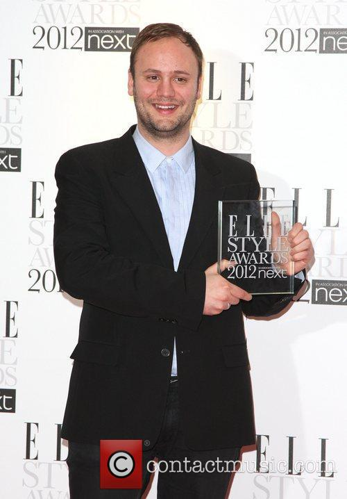 Nicholas Kirkwood Accessory Designer of the Year The...