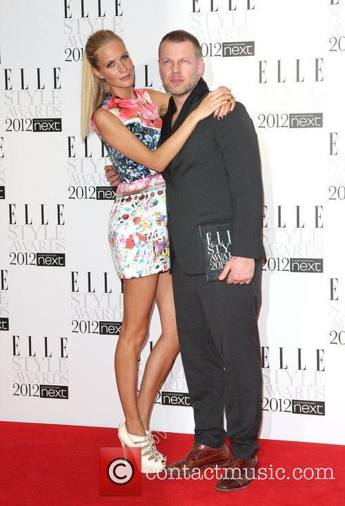 Poppy Delevingne and Contemporary Brand of the Year...