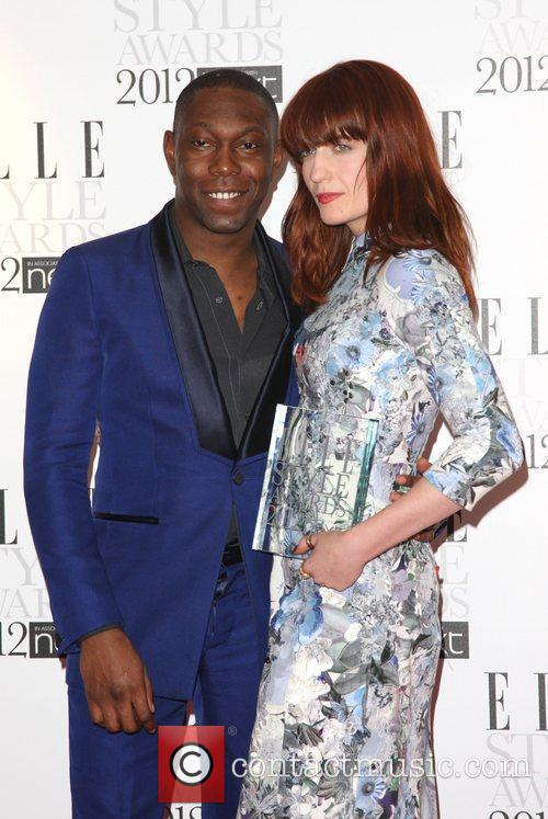 Dizzee Rascal, Florence And The Machine and Florence Welch 1