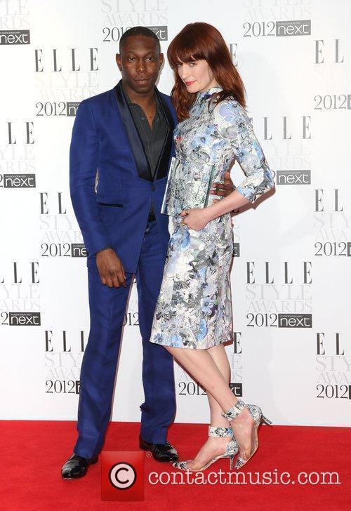 Dizzee Rascal, Florence And The Machine and Florence Welch 3