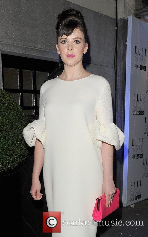 Alexandra Roach The Elle Style Awards 2012 held...