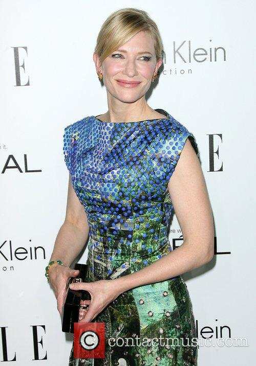 Cate Blanchett ELLE's 19th Annual Women in Hollywood...