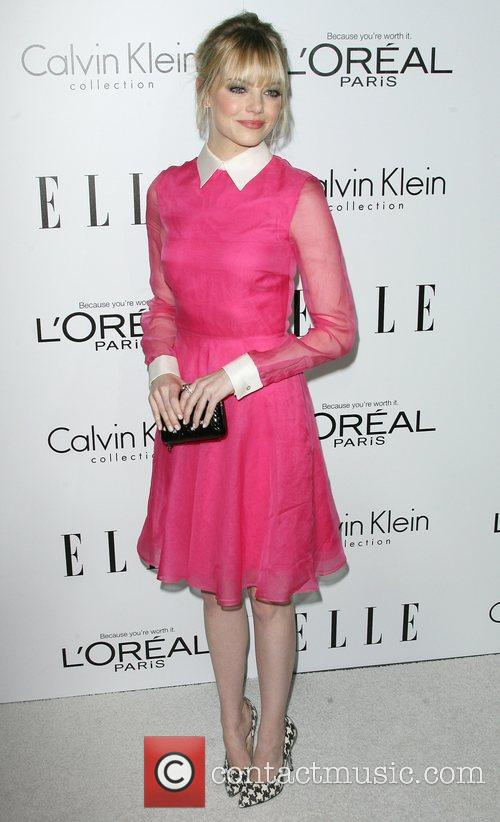 Emma Stone ELLE's 19th Annual Women in Hollywood...