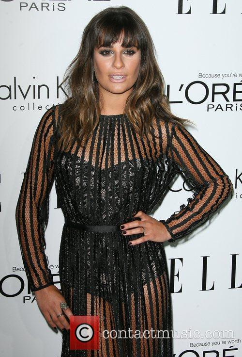 Lea Michele ELLE's 19th Annual Women in Hollywood...