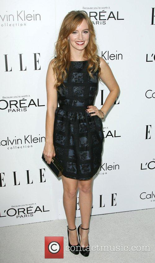 Ahna O'Reilly ELLE's 19th Annual Women In Hollywood...