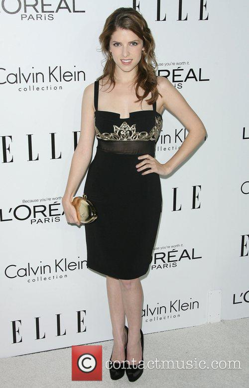 Anna Kendrick ELLE's 19th Annual Women In Hollywood...