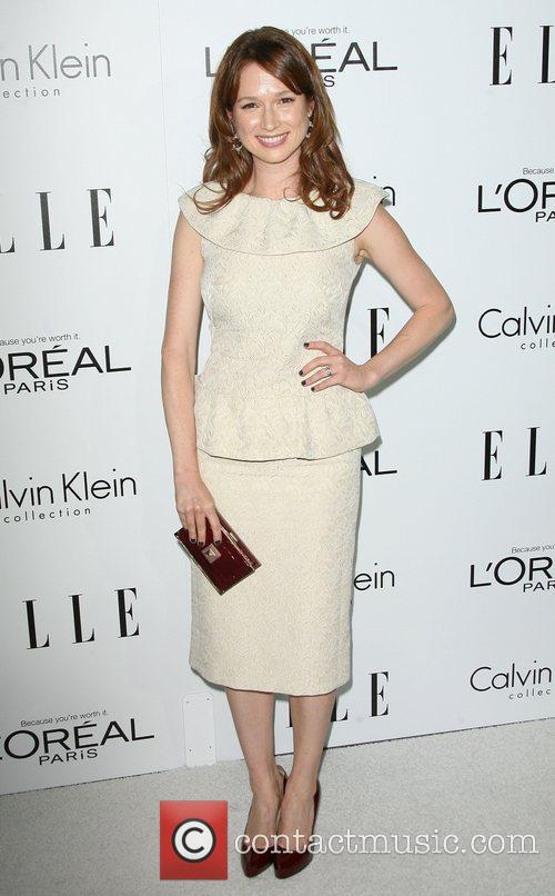 Ellie Kemper ELLE's 19th Annual Women In Hollywood...