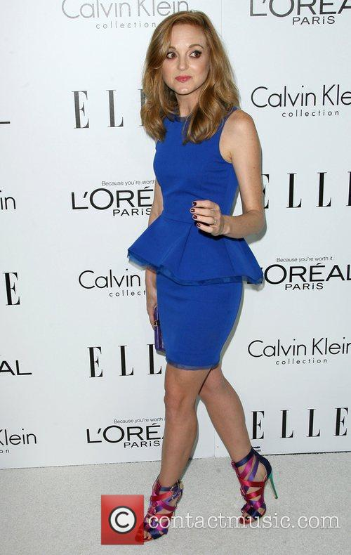 Jayma Mays ELLE's 19th Annual Women In Hollywood...