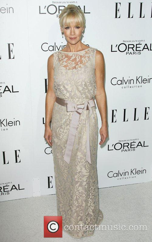 Jennie Garth ELLE's 19th Annual Women In Hollywood...