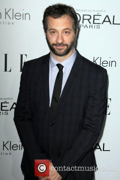 Judd Apatow ELLE's 19th Annual Women In Hollywood...