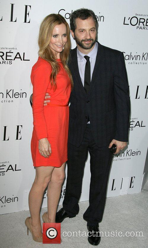 Leslie Mann and Judd Apatow 4