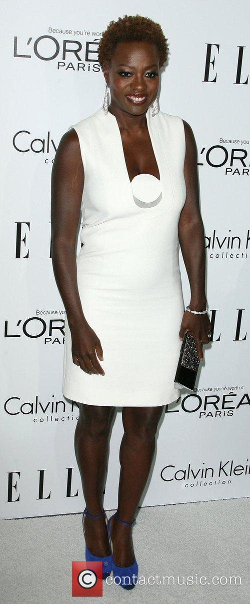Viola Davis ELLE's 19th Annual Women In Hollywood...