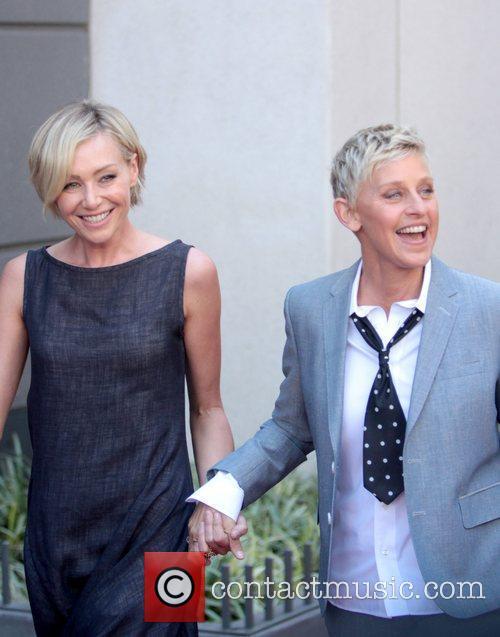 Ellen Degeneres and Portia De Rossi 15
