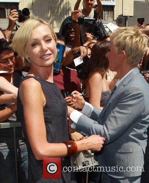 Ellen Degeneres and Portia De Rossi 7
