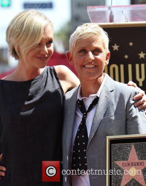 Ellen Degeneres and Portia De Rossi 12