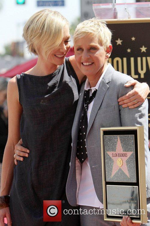 Ellen Degeneres and Portia De Rossi 14
