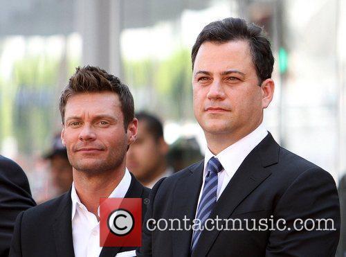 Ryan Seacrest and Jimmy Kimmel 11