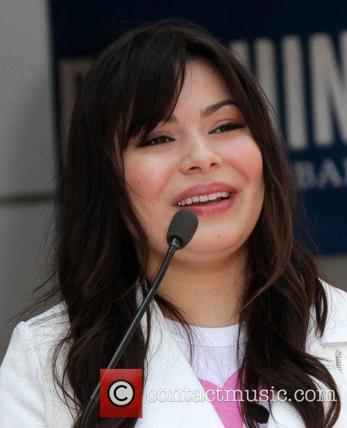 Miranda Cosgrove, Star On The Hollywood Walk Of Fame