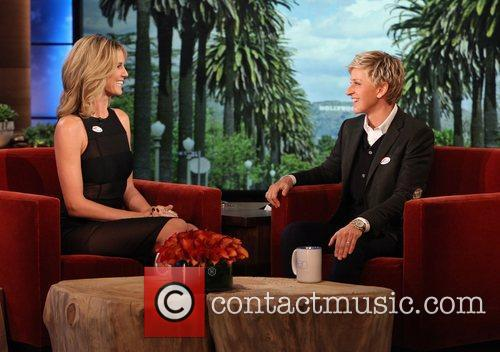 "Makes an appearance on ""The Ellen DeGeneres Show""..."