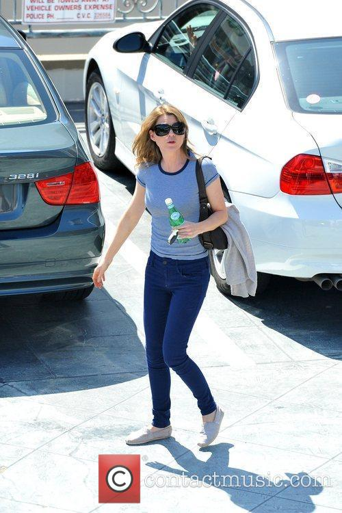 Ellen Pompeo has a lunch date with a...