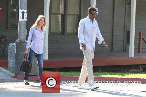 Ellen Pompeo, Chris Ivery and Election Day 5