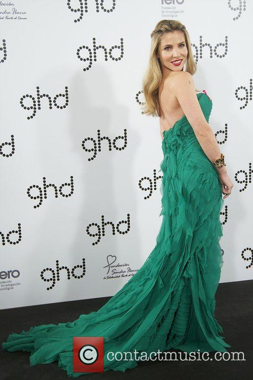 Elsa Pataky, Ghd Charity Dinner, Casino and Madrid 8