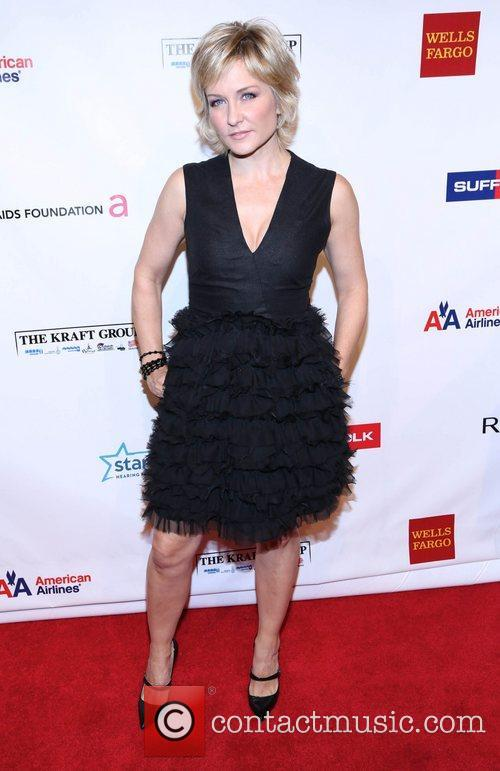 Amy Carlson The Elton John AIDS Foundation's 11th...