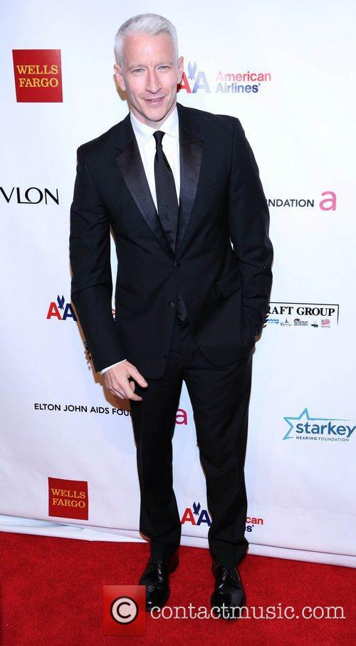 Anderson Cooper The Elton John AIDS Foundation's 11th...
