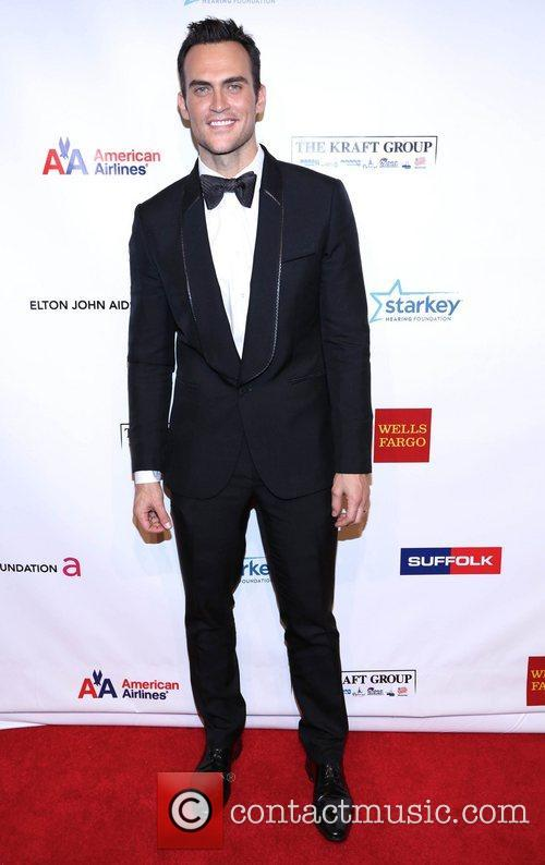 cheyenne jackson the elton john aids foundations 4127704