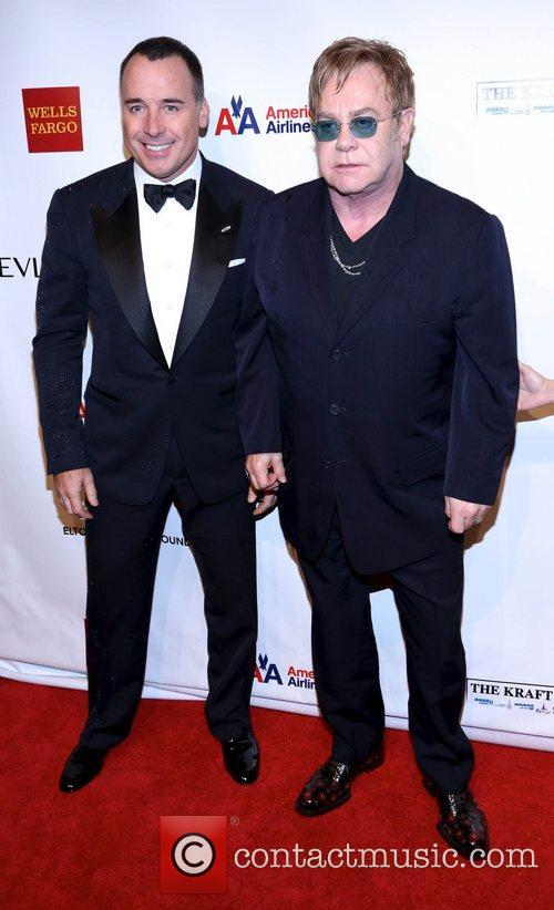 David Furnish and Elton John 3