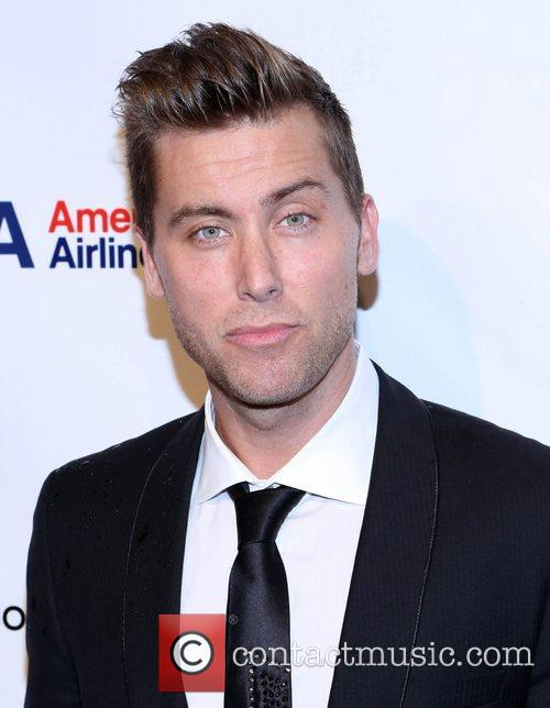 Lance Bass The Elton John AIDS Foundation's 11th...